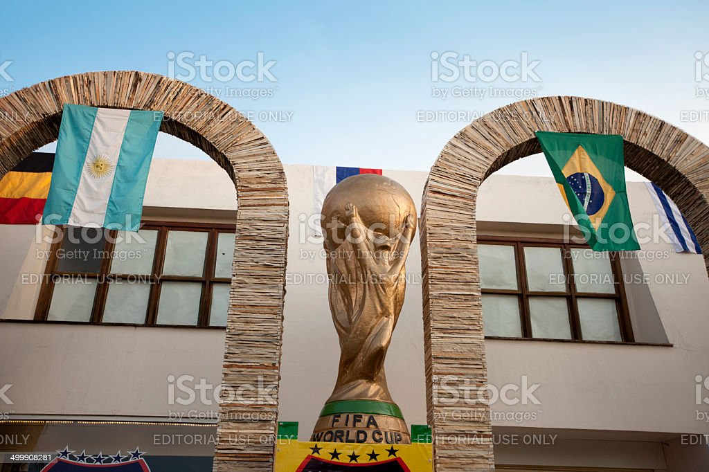FIFA World Cup stock photo