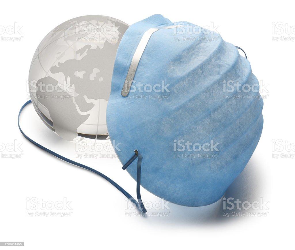 World Health royalty-free stock photo