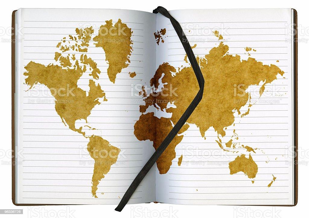 World Journal royalty-free stock photo