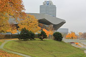 BMW World, Museum and Offices in Munich