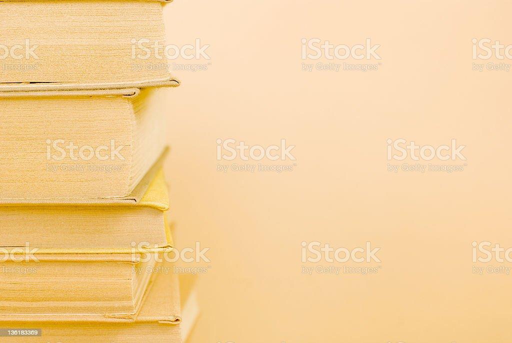 World of books royalty-free stock photo