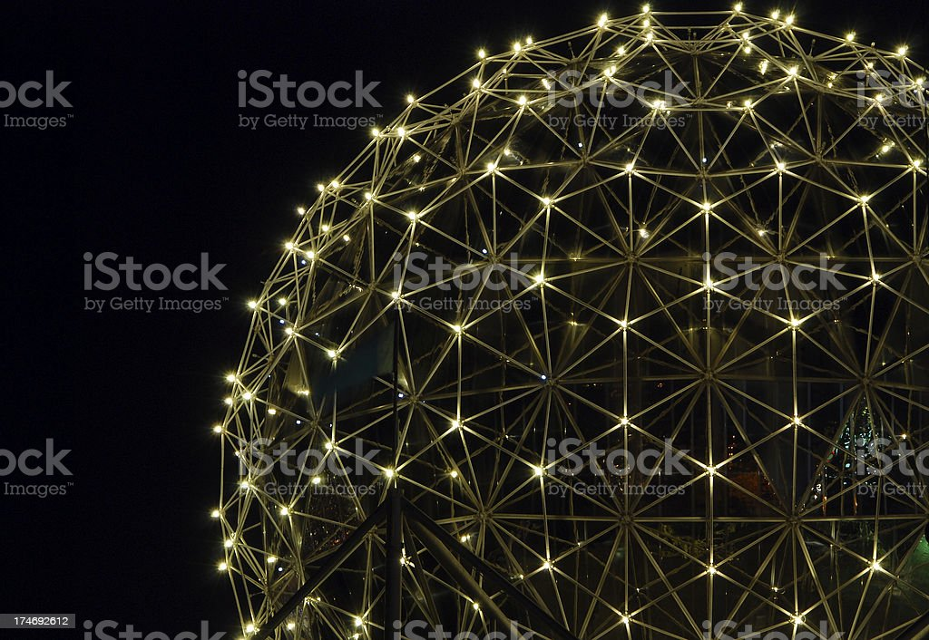 World of Science stock photo