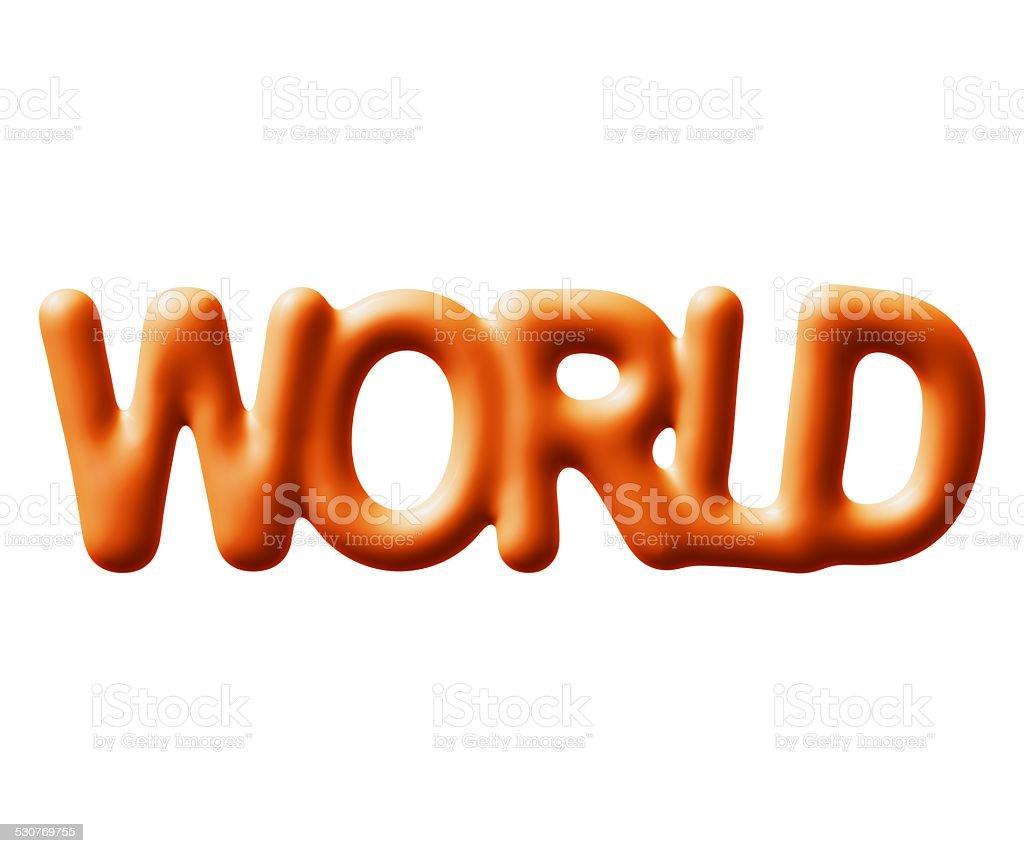 World foto royalty-free