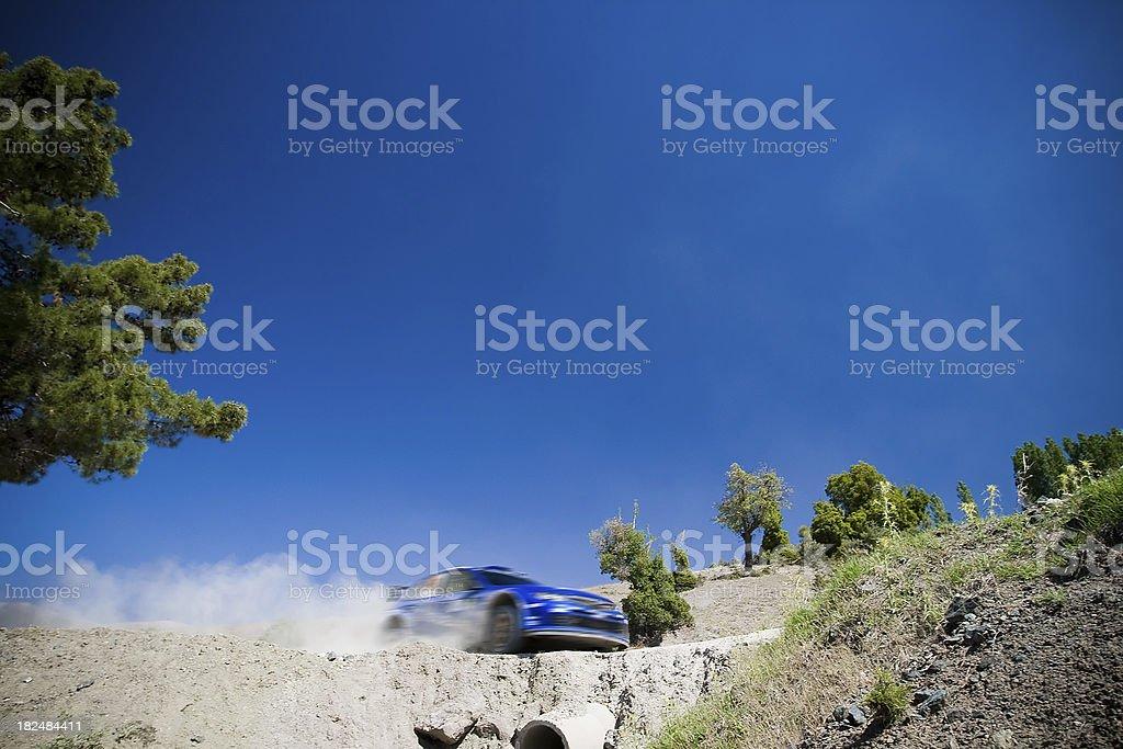 WRC. World Rally Championship stock photo