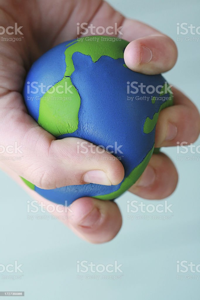 World Squeeze stock photo
