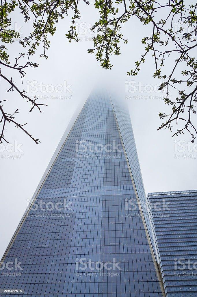 World Trade Center stock photo