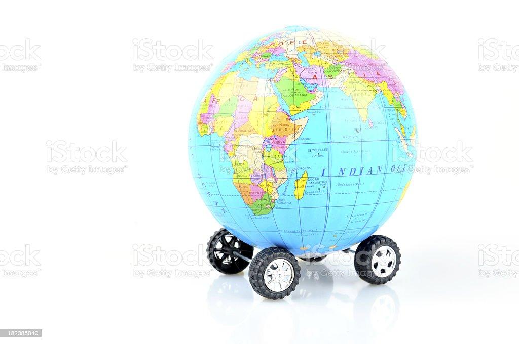 World Travel stock photo