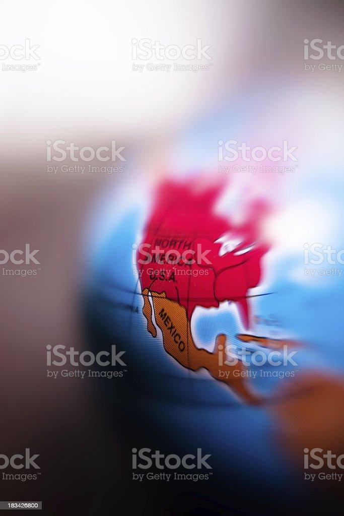 world- united states stock photo