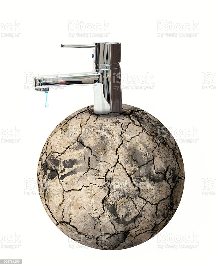 world water tap stock photo