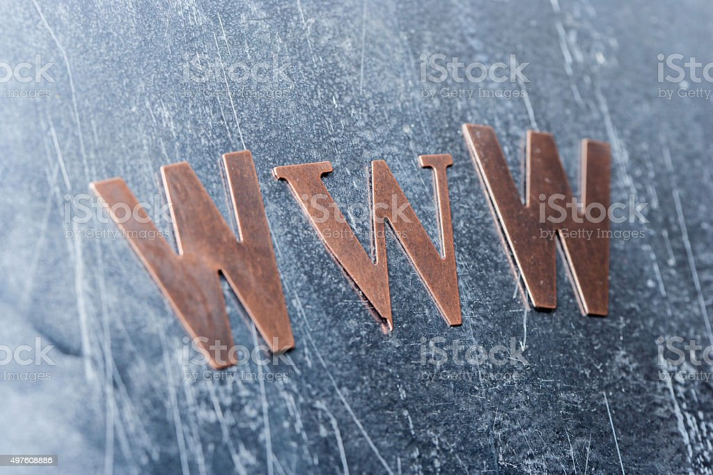 World Wide Web Concept Stock Photo stock photo