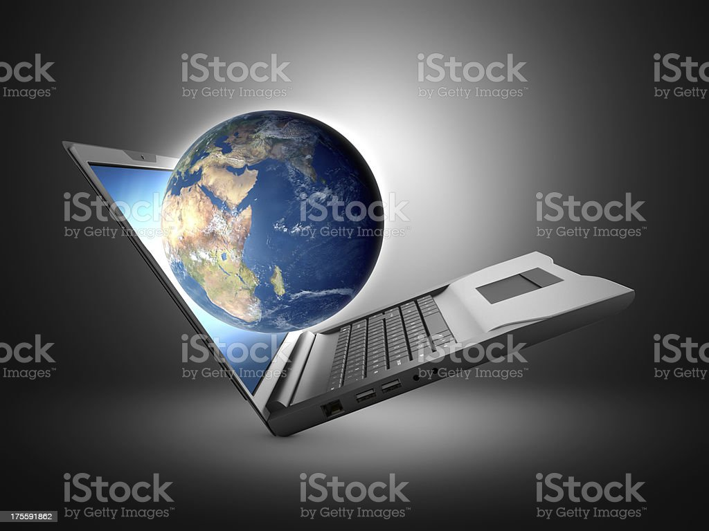 World Wide Web XXXL royalty-free stock photo