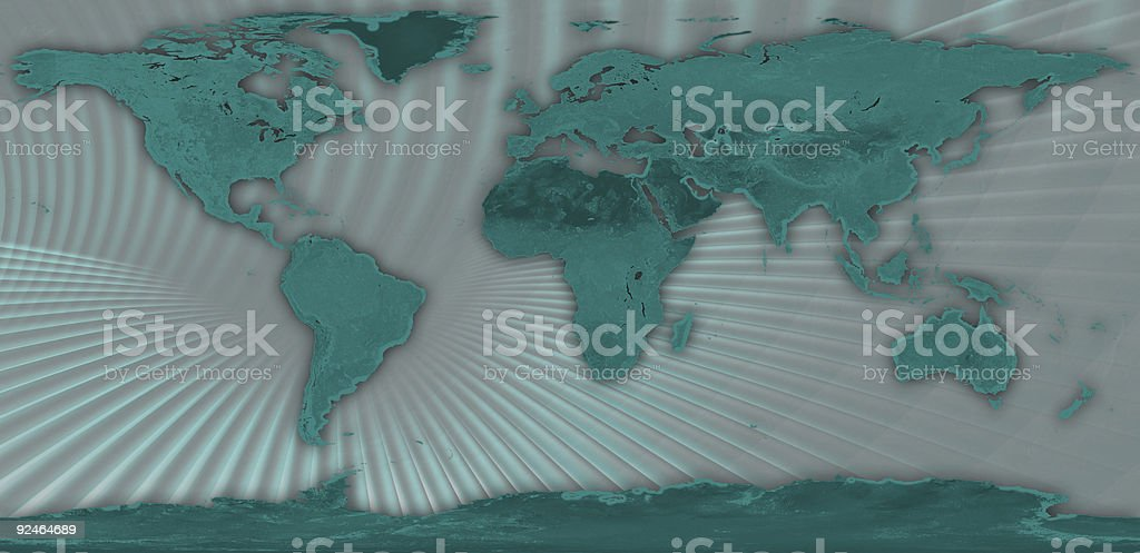 WorldMap stock photo