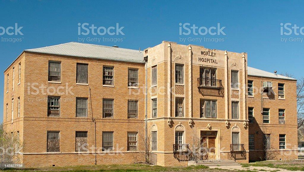 ウォーリー病院 ロイヤリティフリーストックフォト