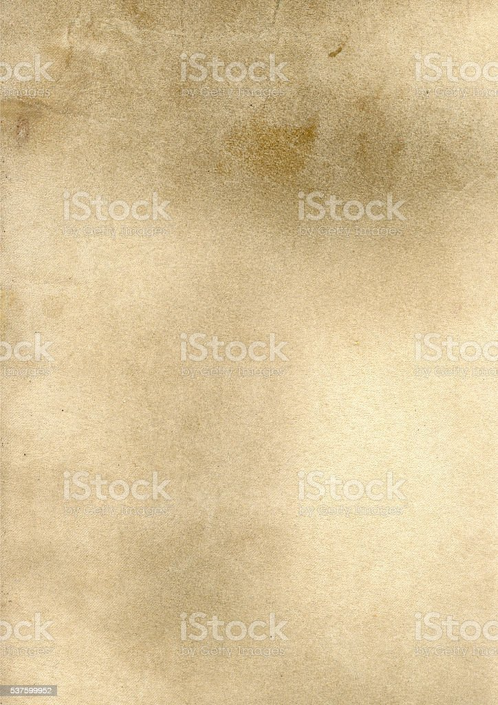 Worn cream coloured suede texture stock photo