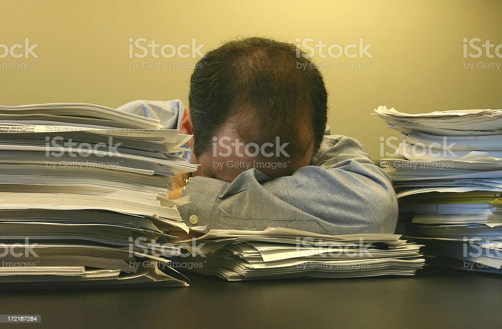 Worn Out royalty-free stock photo
