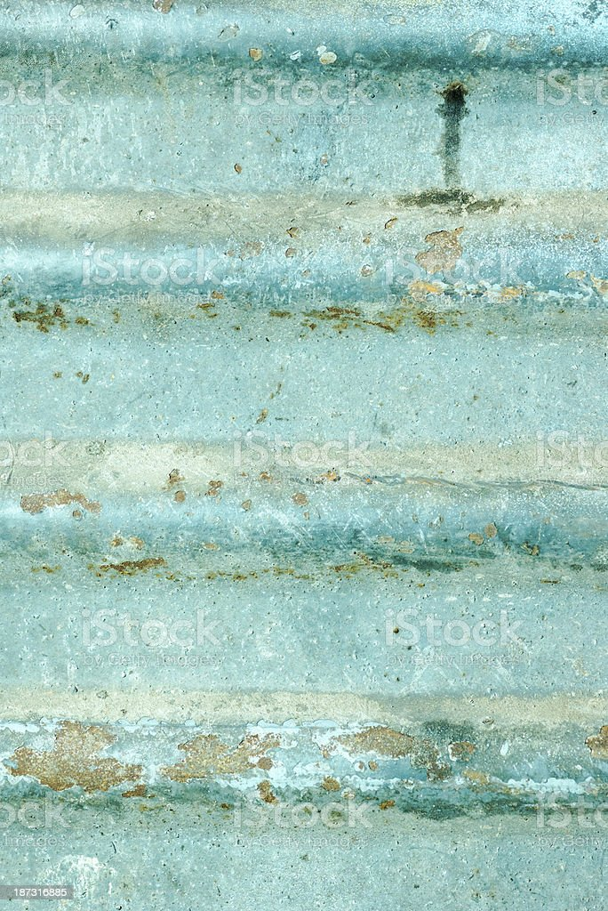 Worn out steel royalty-free stock photo