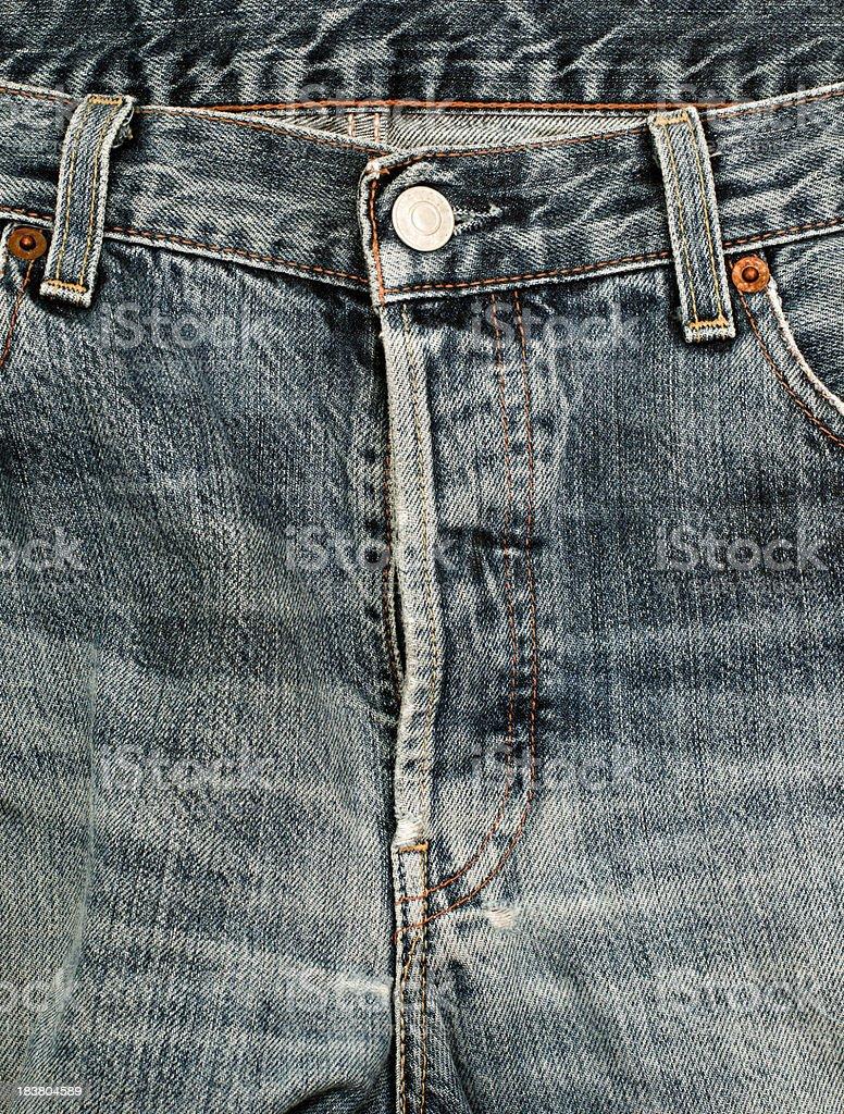 Indossare i pantaloni foto stock royalty-free