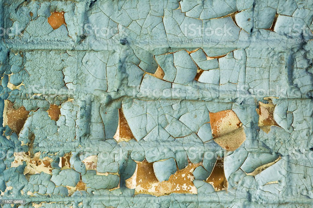 Worn-Out Wall royalty-free stock photo