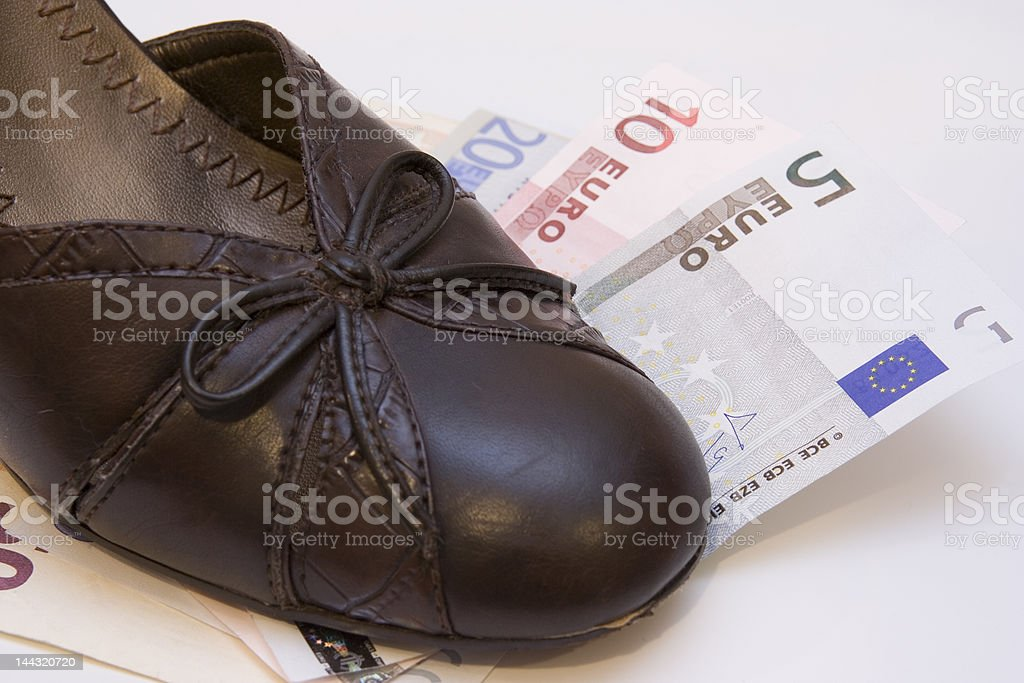 Worthless Currency royalty-free stock photo