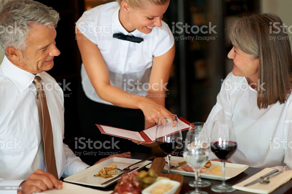 I would highly recommend this dish royalty-free stock photo