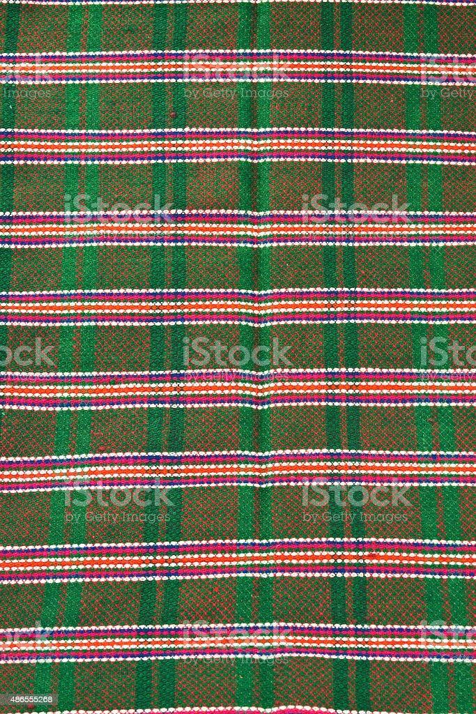 Woven apron stock photo
