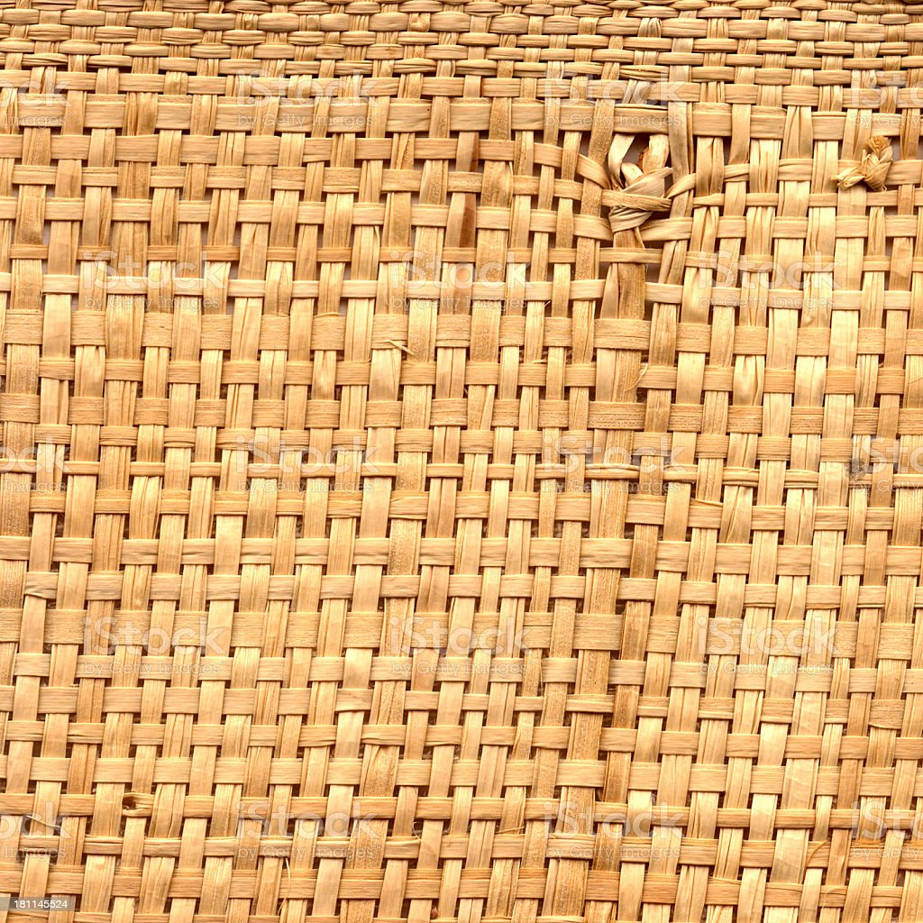 Woven Knot royalty-free stock photo