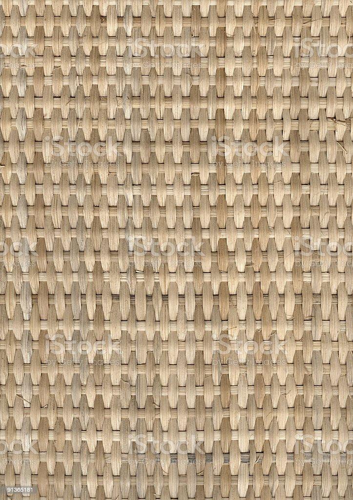 Woven pattern royalty-free stock photo