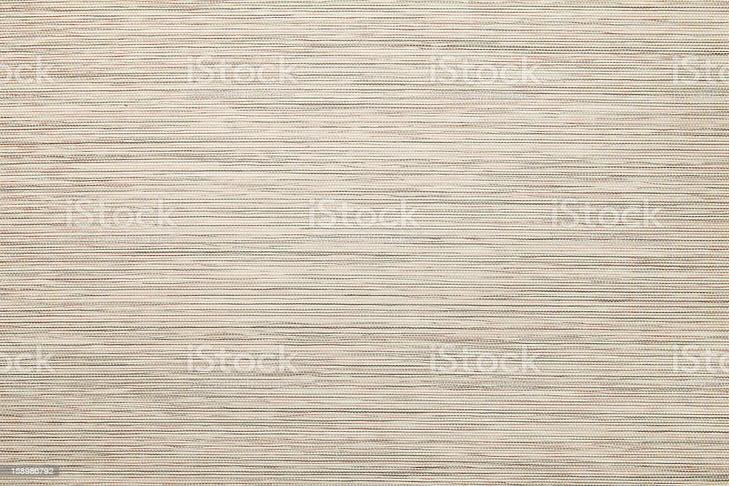 Woven plastic brown grey tablecloth, close-up royalty-free stock photo