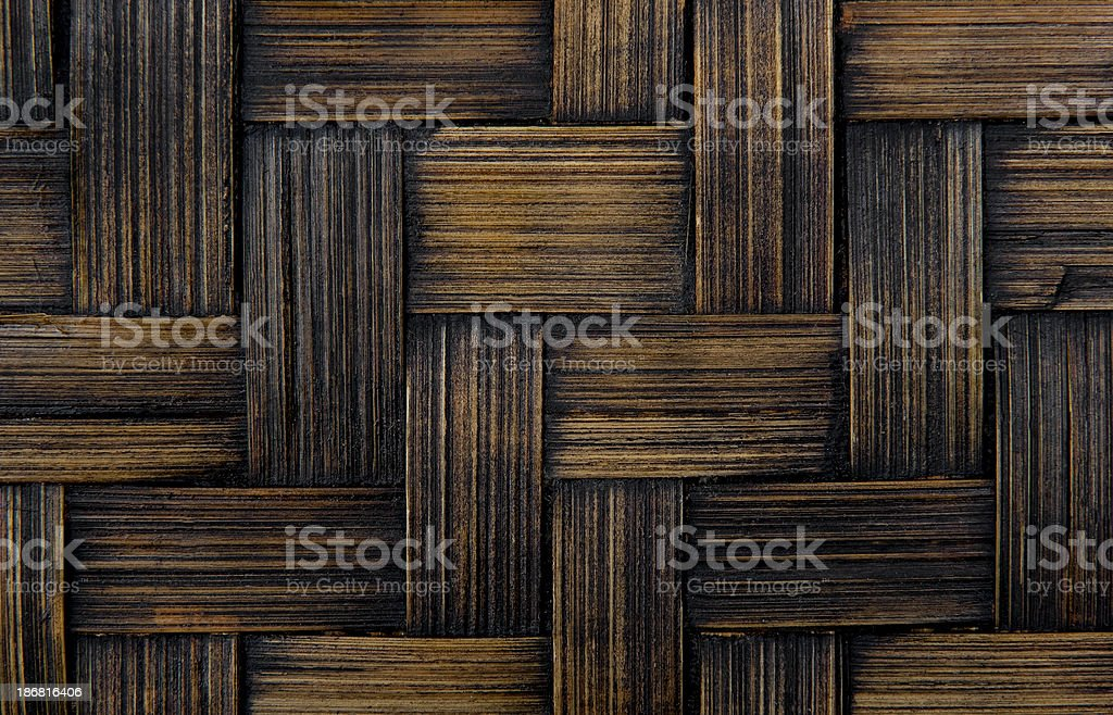Woven Texture royalty-free stock photo