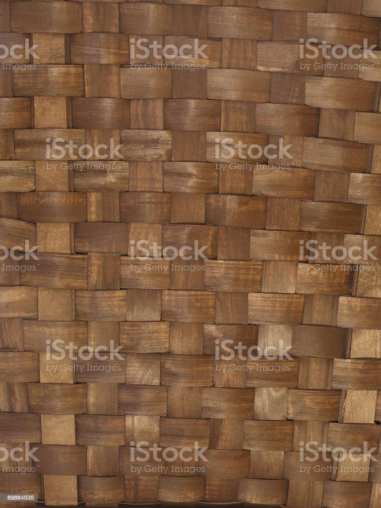 Woven Texture royalty-free stock photo
