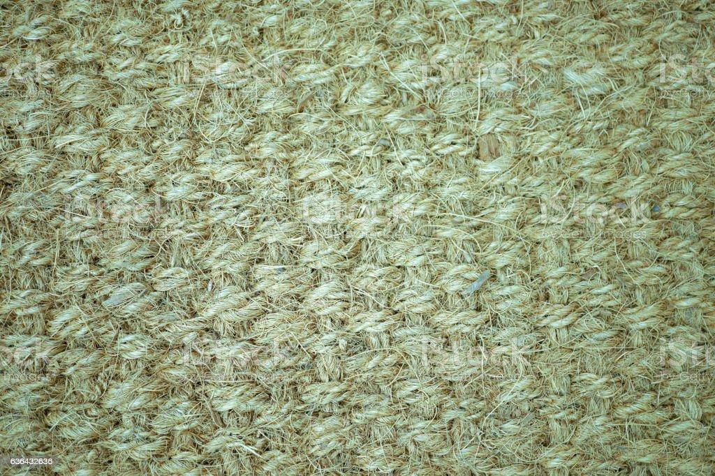 Woven Wicker Background stock photo