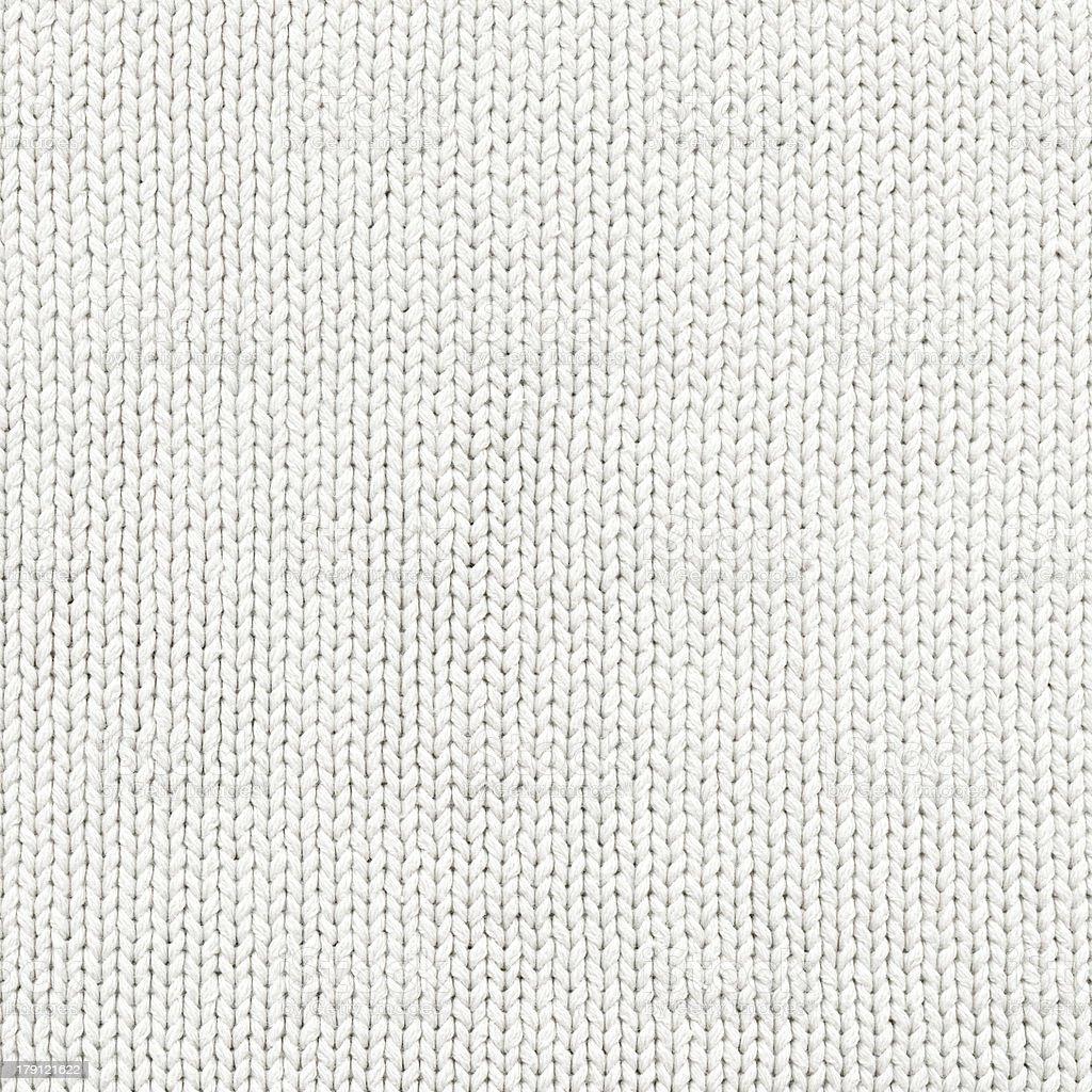 Woven wool white fabric texture stock photo