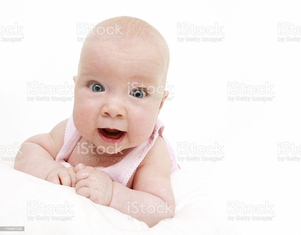 Wow - Great News royalty-free stock photo