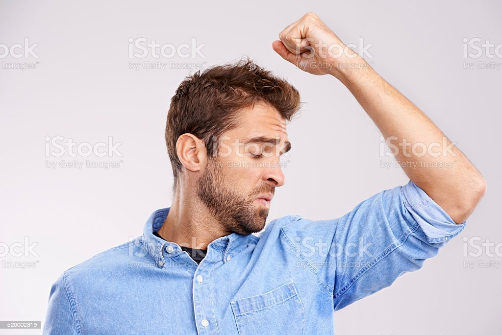 Wow, is that me? stock photo