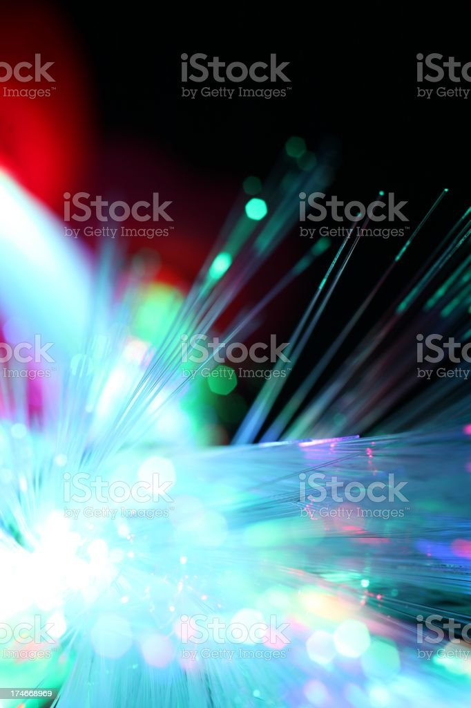 wow lights royalty-free stock photo