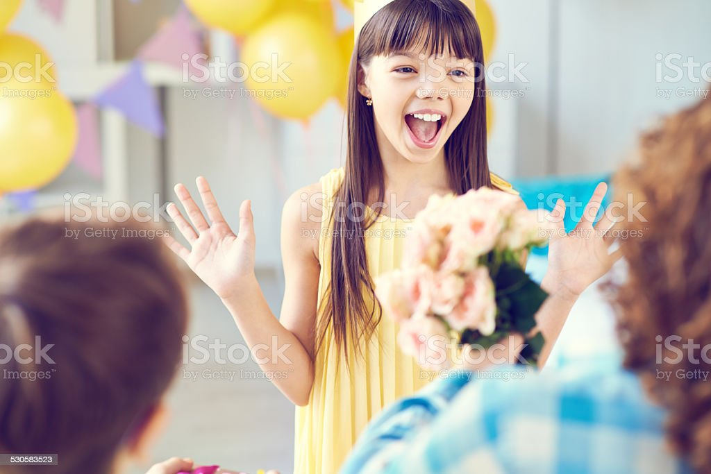 Wow, thank you stock photo
