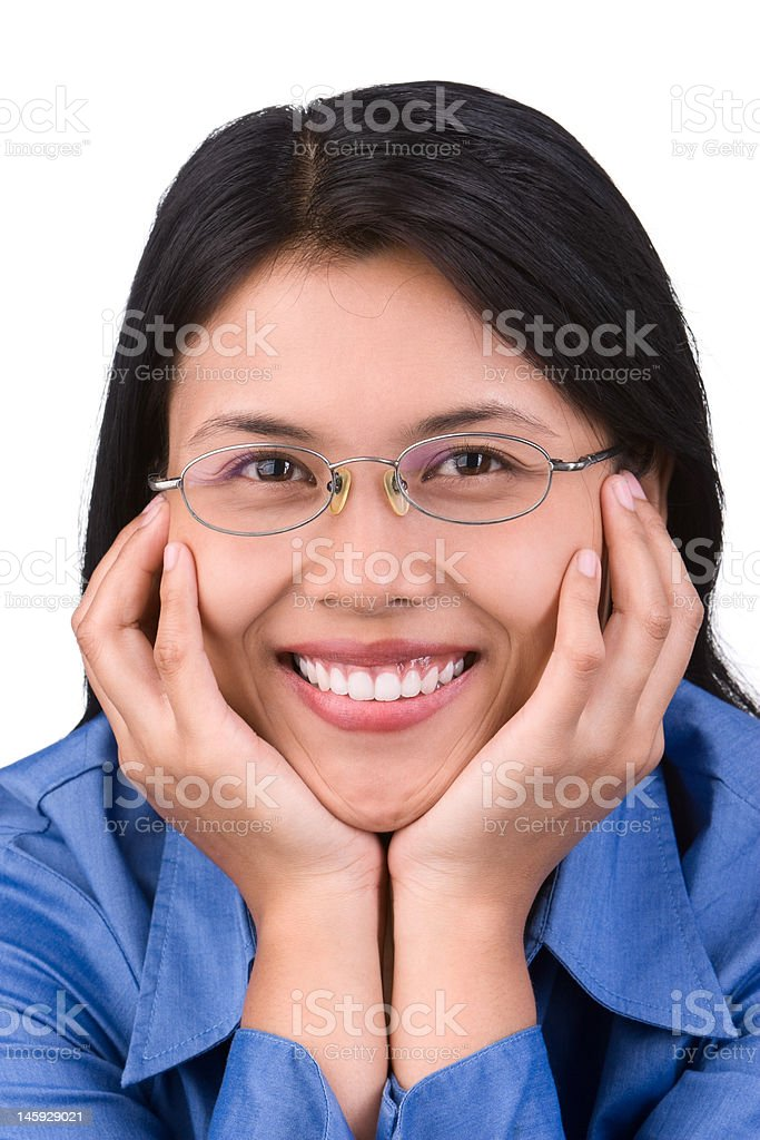 Wow, you look so amazing! royalty-free stock photo