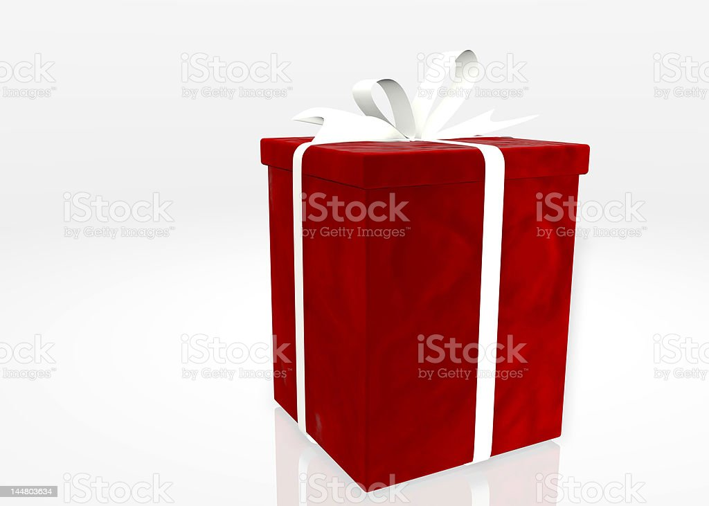 Wrapped and Ready royalty-free stock photo