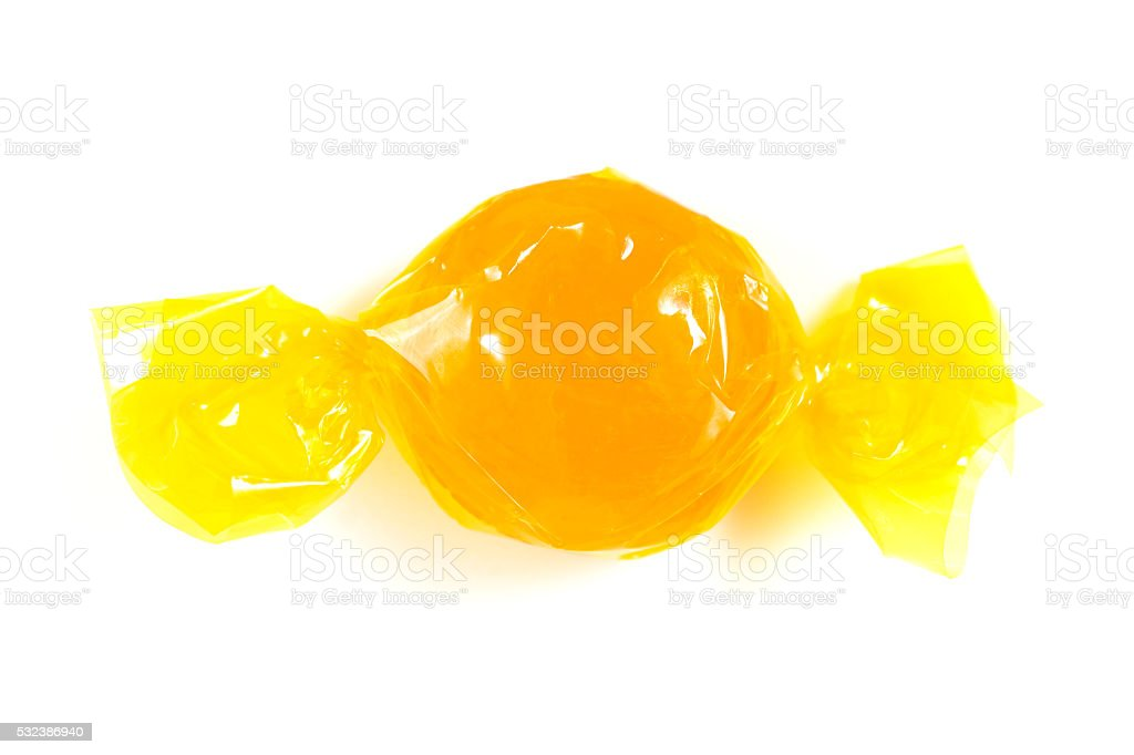 Wrapped Candies stock photo