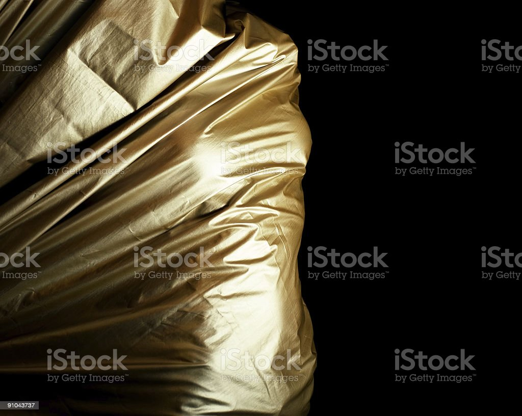 wrapped royalty-free stock photo