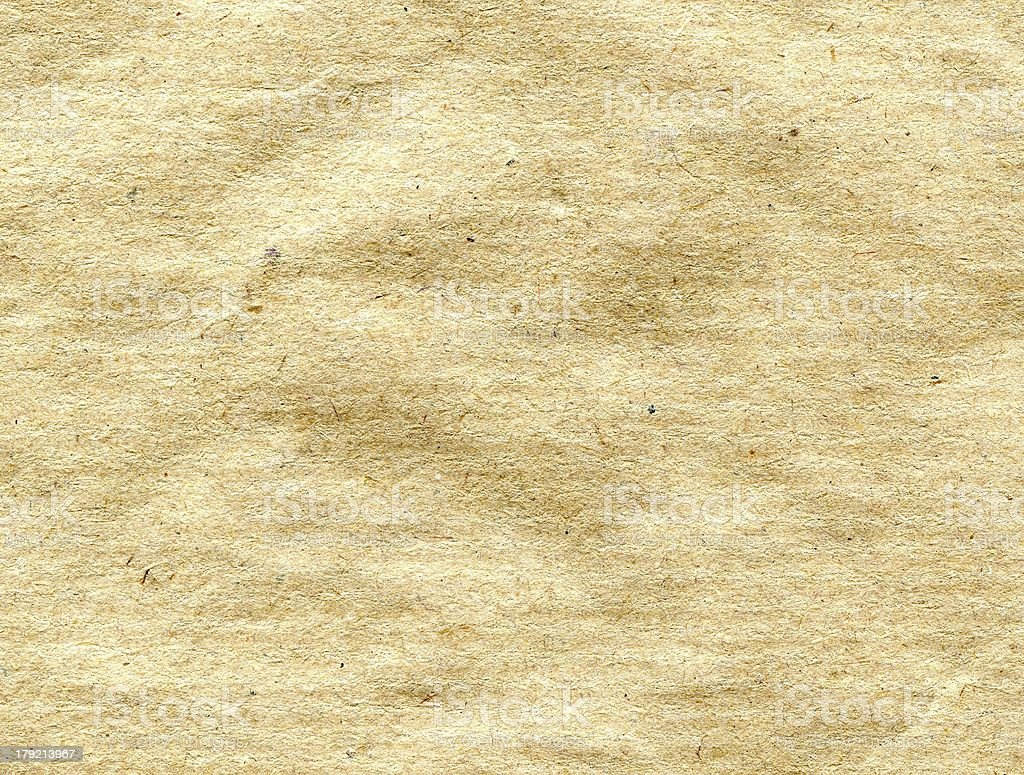 Packpapier stock photo