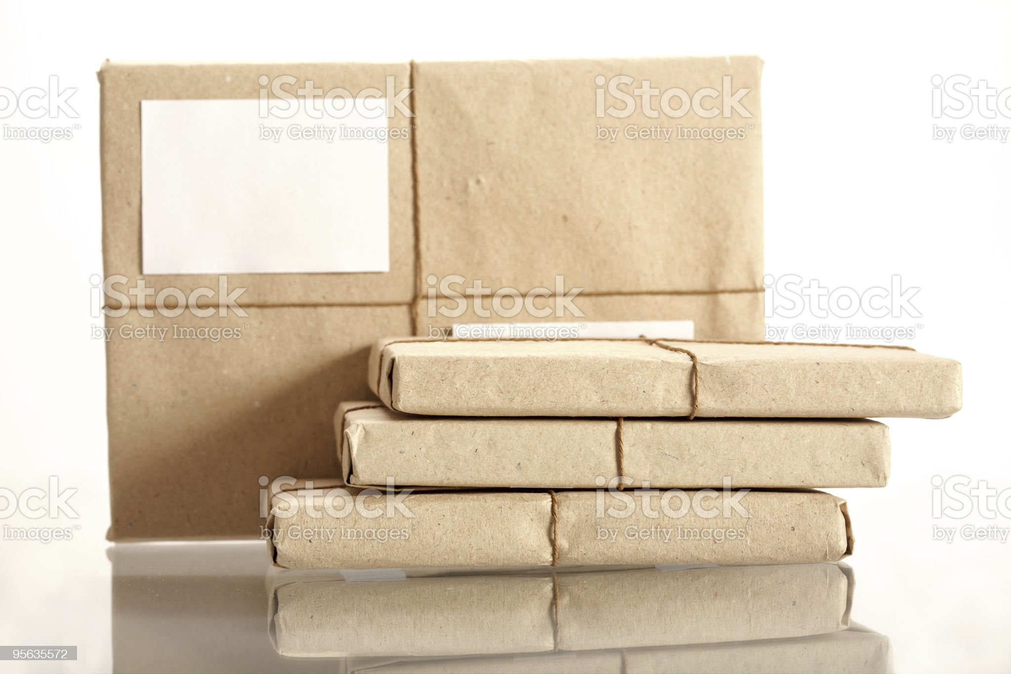 wrapping royalty-free stock photo