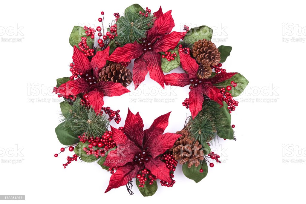 Wreath Series (XL) stock photo