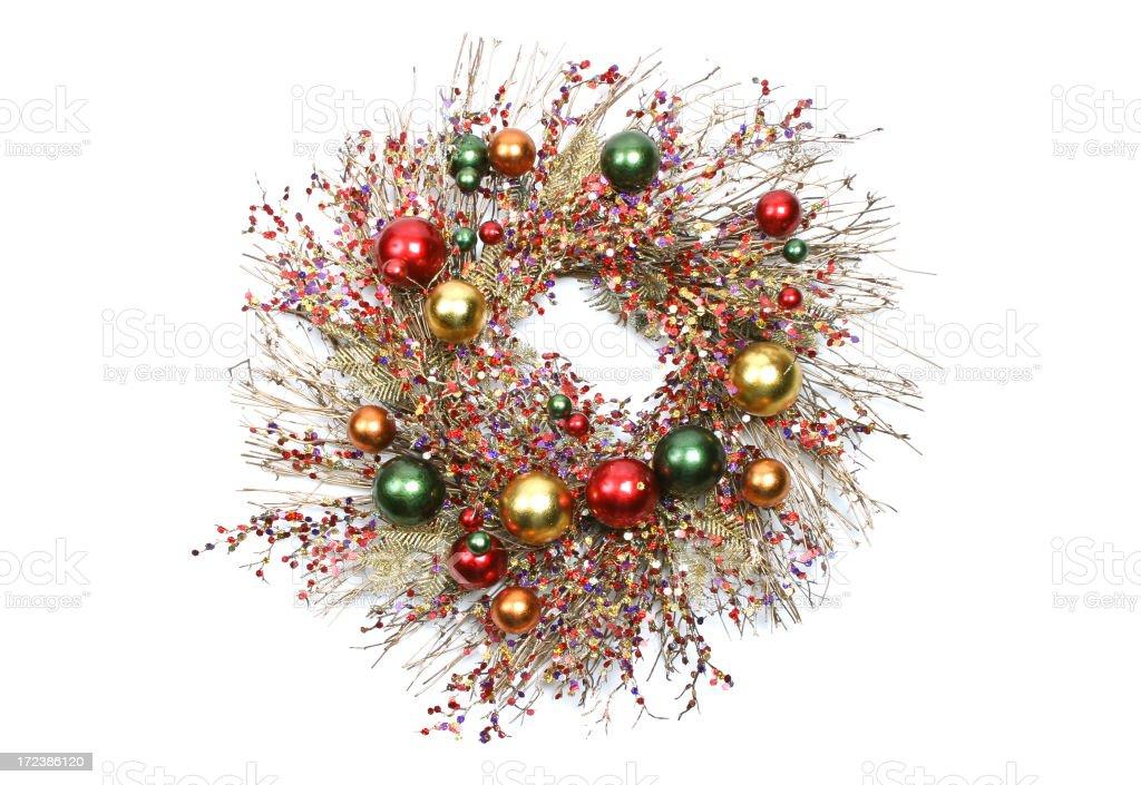 Wreath Series stock photo