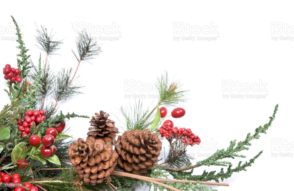 Wreath Series royalty-free stock photo