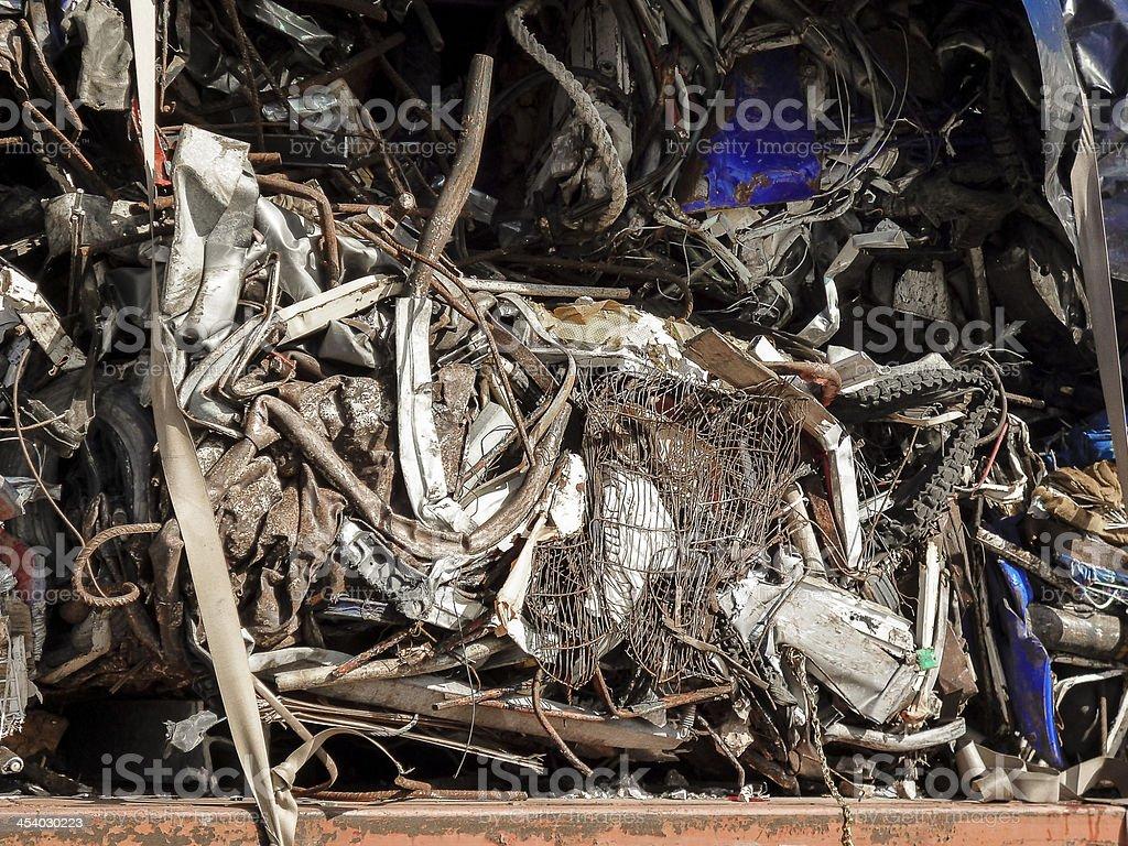 wreckage stock photo