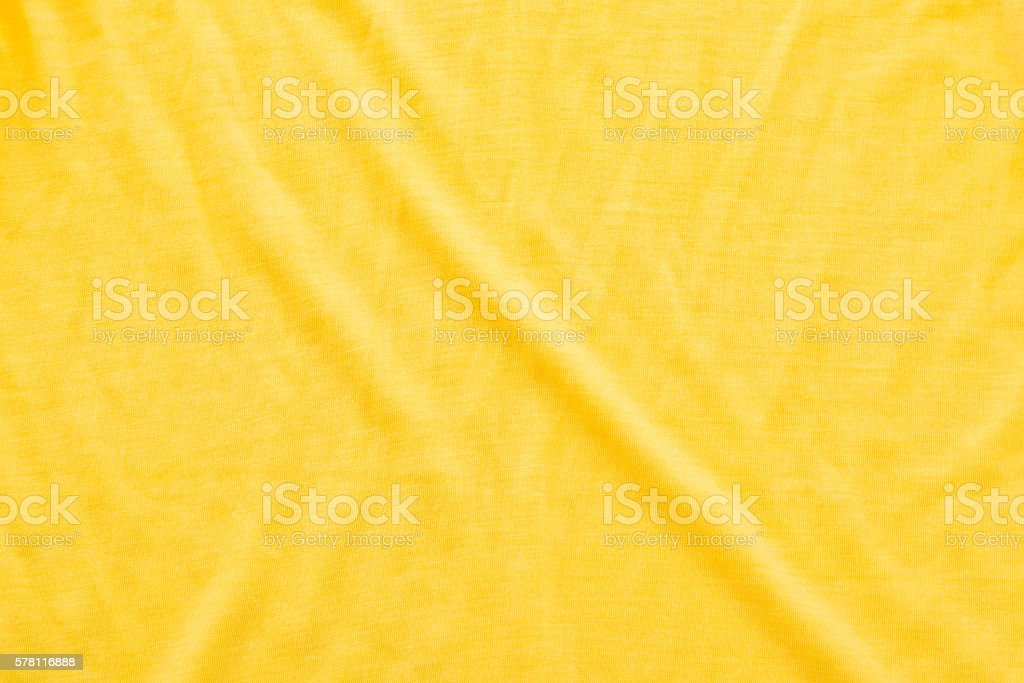 Wrinkled fabric textured stock photo