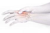 wrist bones injury