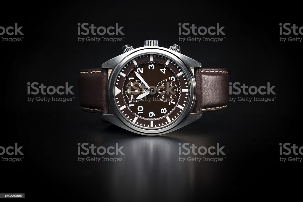 Wrist Watch royalty-free stock photo
