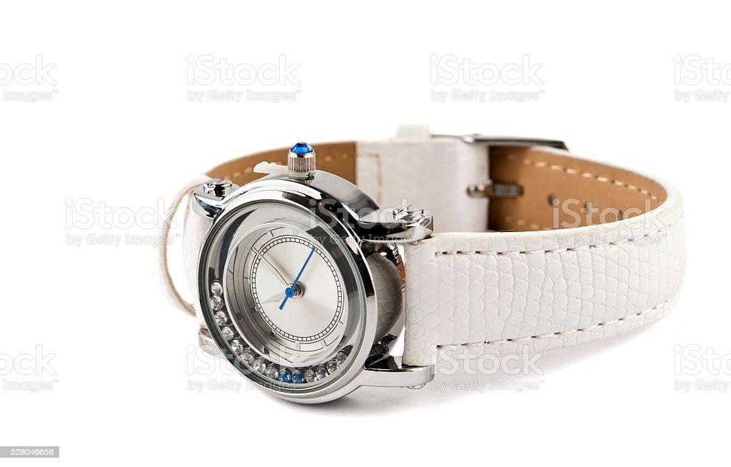Wrist watches women stock photo